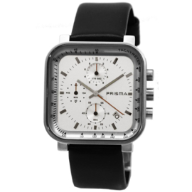 Prisma Design Herenhorloge Chronograaf