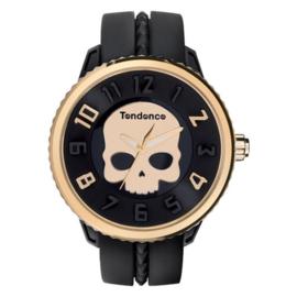 Tendence Gulliver Hydrogen Skull Uhr