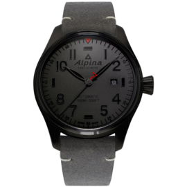 Alpina Startimer Pilot Swiss Made Automatic Horloge 45mm