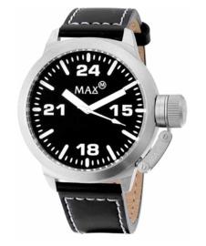 Max Watches Classic Horloge RVS 42mm