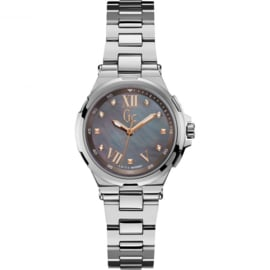 Gc: Guess Collection Cable Structura Dameshorloge Swiss Made 36mm