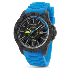 TW Steel Yamaha Factory Racing VR46 Valentino Rossi VR5 Uhr 40mm