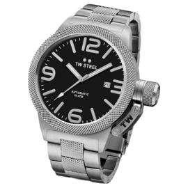 TW Steel CB5 Canteen Bracelet Automaat Horloge 45mm