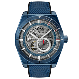 Hugo Boss Skeleton Automatisch Herrenuhr 45 mm