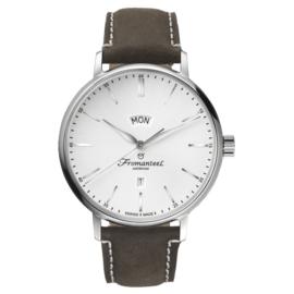 Fromanteel Horloge Generations Big Day White  42mm