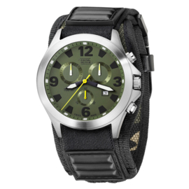 Camel Active Urban Chrono Horloge Camo 10ATM 46mm