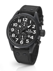 TW Steel VS43 Volante Chronograaf Horloge 45mm