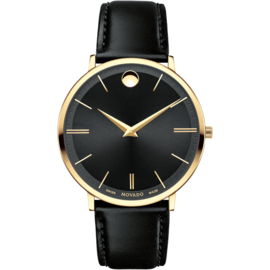 Movado Ultra Slim Herenhorloge Goud 40mm