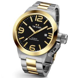 TW Steel CB41 Canteen Bracelet Horloge 45mm