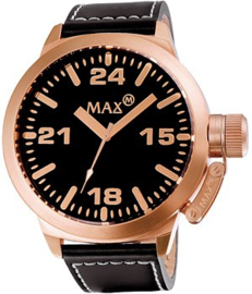Max Watches Classic XXL Herrenuhr 52mm