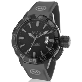 Max Watches Scuba Tauchmeister 20ATM 44mm