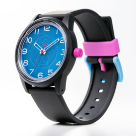 Q&Q Smile Solar Series 002 Duurzaam Horloge 40mm