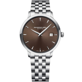 Raymond Weil Toccata Horloge Staal Saffier 39mm