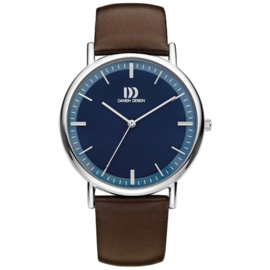 Danish Design Herenhorloge 40mm Staal IQ22Q1156