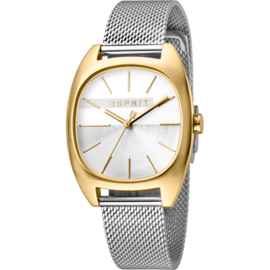 Esprit Infinity Gold Damenuhr 32mm