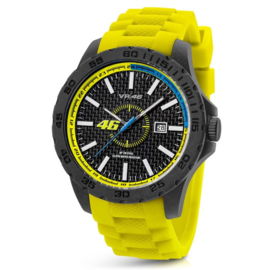 TW Steel Yamaha Factory Racing VR46 Valentino Rossi VR1 Uhr 40mm