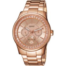 Esprit Starlite Rose Gold horloge 40 mm