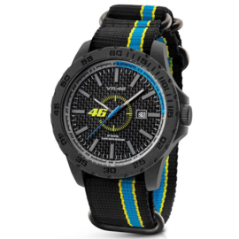 TW Steel Yamaha Factory Racing VR46 Valentino Rossi VR9 Uhr 40mm
