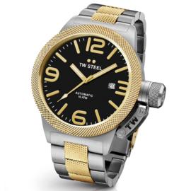 TW Steel CB45 Canteen Bracelet Automaat Horloge 45mm