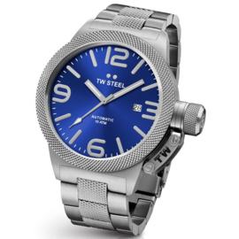 TW Steel CB15 Canteen Bracelet Automaat Horloge 45mm