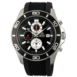 Orient Chronograaf Herenhorloge  44mm