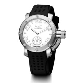 Max Watches Sports Dames Horloge RVS 36mm