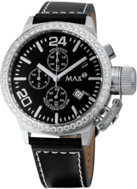 Max Watches Classic Chrono Damenuhr 36mm