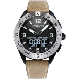 Alpina AlpinerX Smart Outdoors Uhr 46mm