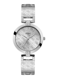 Guess Luxe horloge staal 35 mm