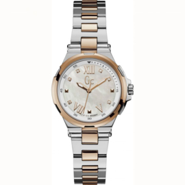 Gc: Guess Collection Structura Dameshorloge Swiss Made 32mm