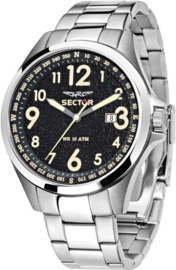 Sector 180 Heren Horloge 48 mm