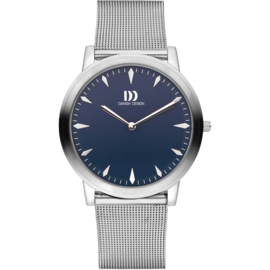 Danish Design Herrenuhr Milanaise 40mm