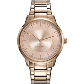 Esprit Joy Street Rose Gold Damenuhr 36 mm