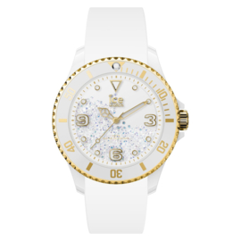 Ice Watch ICE-Crystal Horloge 40 mm White Gold