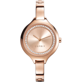 Esprit Stacy Rose Gold Damenuhr 31 mm