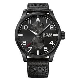Hugo Boss Aeroliner Herrenuhr 50 mm