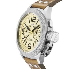 TW Steel CS13 Canteen Chronograaf Horloge 45mm