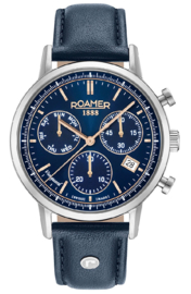 Roamer Vanguard II Chrono Herrenuhr 42mm