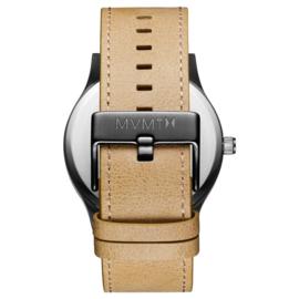 MVMT Gunmetal Sandstone Uhr 45 mm