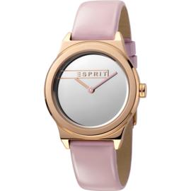 Esprit Magnolia Pink horloge 34 mm