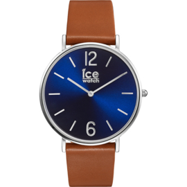 Ice Watch City Tanner Caramel Blue Uhr 41mm