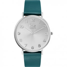 Ice Watch City Tanner Green Silver horloge 41mm