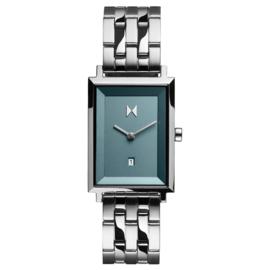 MVMT Signature Square Horloge 24 mm D-MF03-SS