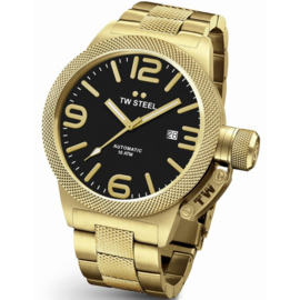 TW Steel CB96 Canteen Bracelet Automatic XL Uhr 50mm