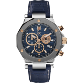 Gc: Guess Collection Sport Chic Gc-3 Herrenuhr 45mm
