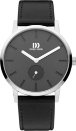 Danish Design Herenhorloge 39mm Staal