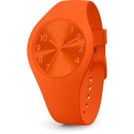Ice Watch Colour Tango Orange Horloge 34 mm