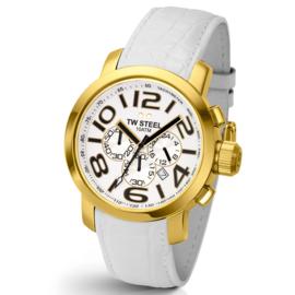 """TW Steel TW55 Grandeur Chronograaf Horloge 45mm """"DEMO"""""""