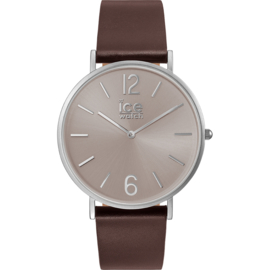 Ice Watch City Tanner Brown Taupe Uhr 41mm
