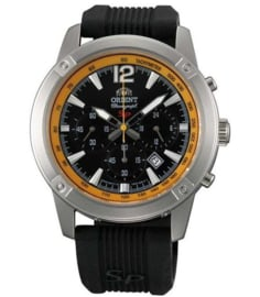Orient Chronograaf Herenhorloge  43mm